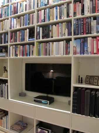 2.CQ houtbewerking boekenkast
