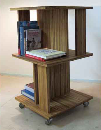 2.CQ houtbewerking boekenmolen