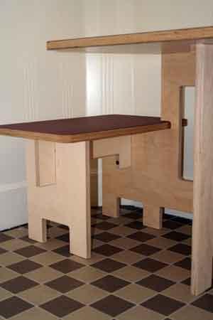 3.CQ houtbewerking wachttafels
